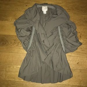 RYU: beautiful and unique jacket size M Color gray